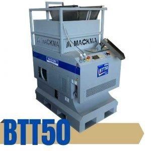 BTT50 Brikettiermaschinen