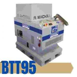 BTT95 Brikettiermaschinen